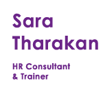 Sarah Tharakan, Certified Human Resource Professional